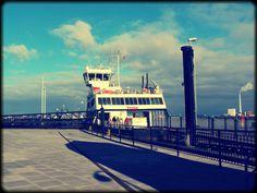 Ferry, Fanø <-> Esbjerg