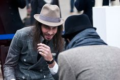 Glamouricious: Street Style Fashion Weeks: The Men