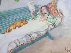 Carl Larsson, 1913