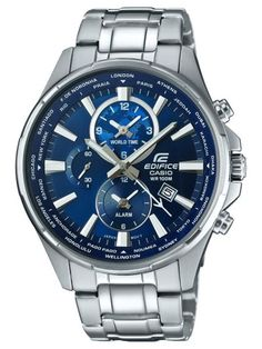 CASIO EDIFICE WORLD MAP | EFR-304D-2AVUEF