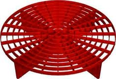 The Grit Guard Insert Red  Fits 12 inch Diameter Bucket ** For more information, visit image link.Note:It is affiliate link to Amazon.