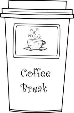 Coffee cup with sleeve (use