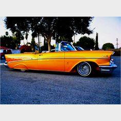 57 Chevy Lowrider