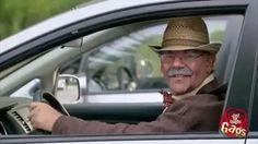 Old man parking