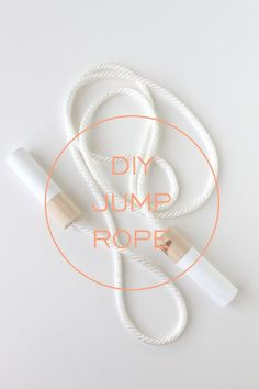 DIY: Wooden Jump Rope