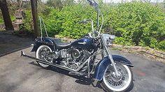 eBay: 2014 Harley-Davidson Softail Harley-Davidson Softail 2014 deluxe #harleydavidson