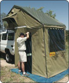 roof tents t top