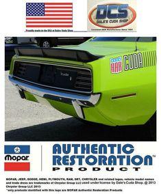 OS Gear American Muscle Plymouth Road Runner Rear Wing Muscle Car Sweatshirt