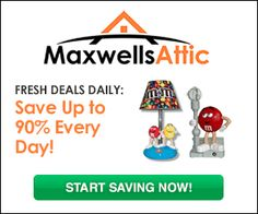Free Maxwells Attic Coupon Code and Discount code for 2014. Get instant savings with valid Maxwells Attic Coupon Code from maxwellsattic.com