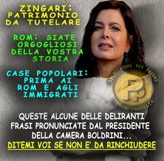 il popolo del blog,notizie,attualità,opinioni : ma rappresenta gli italiani codesta?
