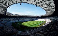 NÃO VAI TER GALO O Mineirão e o contrato da PPP (abaixo). O negócio supunha boas rendas com Atlético e Cruzeiro (Foto: Friedemann Vogel/FIFA/Getty Images)