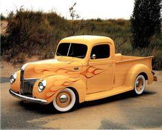 1940 Ford Custom Pick-Up. . ★。☆。JpM ENTERTAINMENT ☆。★。