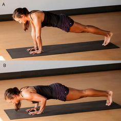 Become an arm balance guru by priming your upper body with strength exercises and stretches that& help you rock a handstand—and more! Yoga Arm Balance, Quad Stretch, Hard Yoga, Easy Yoga Poses, Advanced Yoga, Lose Body Fat, Yoga Teacher Training, Yoga For Weight Loss, Strength Workout