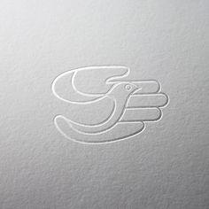I love this dove logo