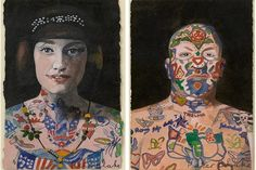 Peter Blake on Portraits and People