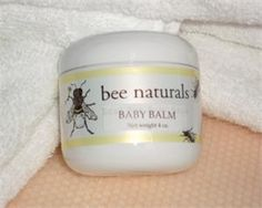 All Natural Baby Balm - Bee Naturals Sweet Orange Essential Oil, Pure Essential Oils, Baby Products, Pure Products, Ethical Shopping, Olive Fruit, Natural Baby, Lavender Oil, Sweet Almond Oil