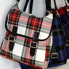 Good morning! November is here and with it the chill in the air. To me that means it is time to get out my favorite tartan or plaid as...
