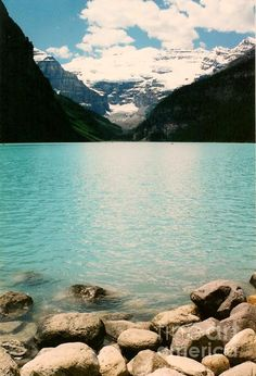 Lake Louise by: Karen Marturello