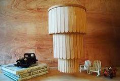 Resultado de imagen para cosas que se pueden hacer con palitos de madera