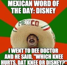 """In Honor of Cinco De Mayo, Here are The 19 Best Sombrero Guy """"Mexican Words of the Day"""". Hilarious sombrero man with his Mexican Word of the Day. Lol, Mexican Words, Mexican Phrases, Mexican People, Back To University, Funny Quotes, Funny Memes, It's Funny, Hilarious Sayings"""