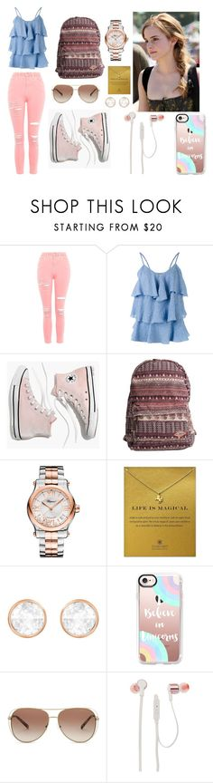 """Hermine back to hogwarts"" by rumtreibergirl on Polyvore featuring Mode, Topshop, Paul & Joe, Madewell, Billabong, Chopard, Dogeared, Casetify, Michael Kors und JBL"