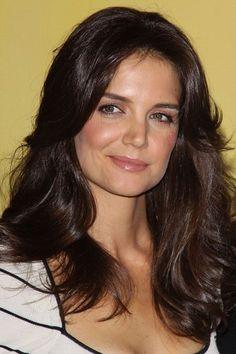 Katie Holmes hair: Our beauty crush - Katie Holmes hair