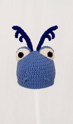 Stuffy Hat from Doc McStuffins Blue Dragon Crochet by GeekinOut, $25.00