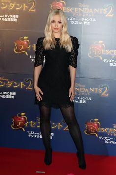 """Dove Cameron at """"Descendants 2"""" Premiere in Tokyo 10/12/2017"""