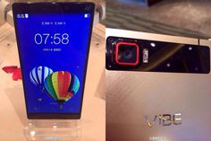 Lenovo's next flagship phone is all about metal, a quad HD screen and a big battery