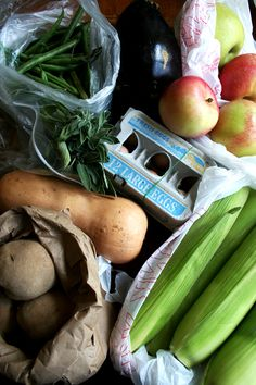 Getting the Most From Your CSA + Two Favorite Potato Recipes