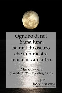 #citazioni #aforismi #marktwain #31ottobre #holloween I Miss You Cute, Cute Quotes For Instagram, Sweet Moon, Jealousy Quotes, Acts Of Love, Im Jealous, Couple Quotes, Love Quotes For Him, Life Motivation