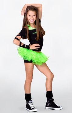Cute dance costumes for kids
