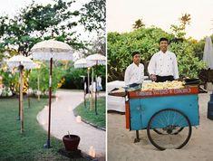 Bali Welcome Dinner: Jaime + Wes