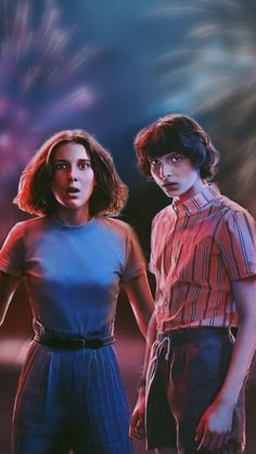 Wallpaper stranger things в Stranger Things Lights, Finn Stranger Things, Stranger Things Aesthetic, Stranger Things Season 3, Cute Wallpaper Backgrounds, Cute Wallpapers, Starnger Things, Best Series, Bobby Brown
