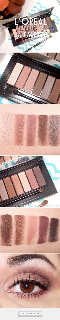 Colour Riche La Palette Nude 2 review and swatches from Know all the Words.