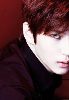 VIXX - Leo (eyes) by aitnix.deviantart.com on @deviantART