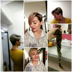 #radical#change#pixie#haircut
