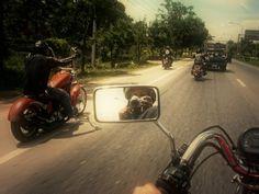 Motorradtouren in Thailand