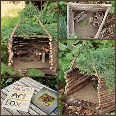 Nature Craft by Heidi @ Mt Hope, via Flickr