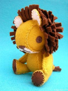 Out of my price range for stuffed toys--$95 on Etsy.