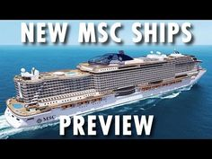 ▶ Seaside and Vista Projects Preview ~ MSC Cruises ~ New Cruise Ships – PopularCruising.com