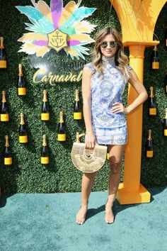 On the Scene: Veuve Clicquot Brings Carnaval to Miami with Adriana Lima, Ana de Armas, Eiza Gonzalez, Tyson Beckford and more! - Fashion Bomb Daily Style Magazine: Celebrity Fashion, Fashion News, What To Wear, Runway Show Reviews
