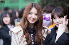 PLEDIS GIRLZ - Im NaYoung 임나영 & Kang YeBin 강예빈 #플레디스걸즈
