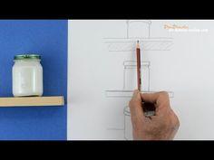Start Drawing: PART 4 - Understanding Eye Level - YouTube