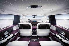 De nieuwe Rolls-Royce Phantom voorgesteld.   Wheels & Things