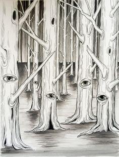 Trees Have Eyes   Patrushka