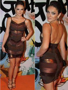 Gustavo Sarti – Moda, estilo e celebridades – Seductive Women, Sexy Women, Brazilian Girls, Selena, Miranda Kerr, Stylish Girl, Celebrity Style, Two Piece Skirt Set, Glamour