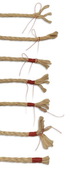 How to tie Sailmaker's Whipping
