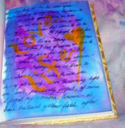 How to Use an Art Journal: 8 steps