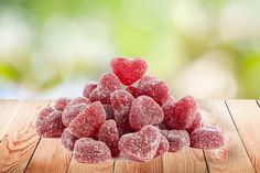 Rezept: Fruchtgummis - [GEO]